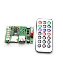 BK3254 Bluetooth Audio Receiver Stereo Amplifier Board 3WX2 FM TF USB AMP W/ remote control
