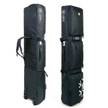 LD SKI snowboard bag with wheels ski bag double board single board waterproof