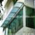 YP100480 100x480 cm suporte Plástico pc janela toldo toldo auvents de porte 39x189in auvents de porte porta de entrada dossel
