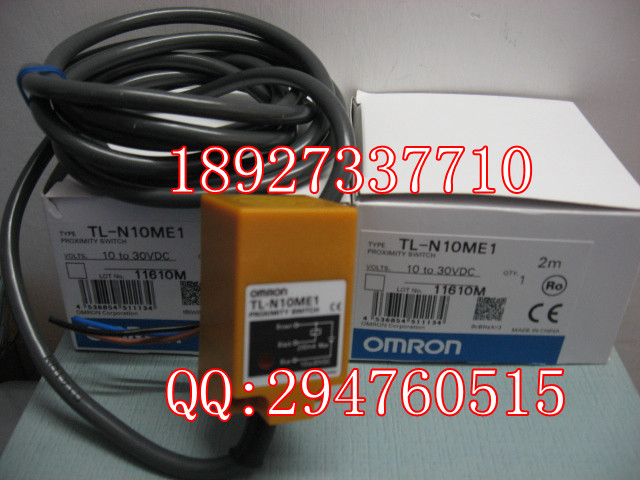 [ZOB] 100% new original OMRON Omron proximity switch TL-N10ME1 2M factory outlets  --5PCS/LOT [zob] 100 new original authentic omron omron level switch 61f gp n ac220v 2pcs lot