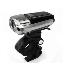 LED Bike Light USB Rechargeable Waterproof MTB Front Tail Set Bicycle Headlight Taillight