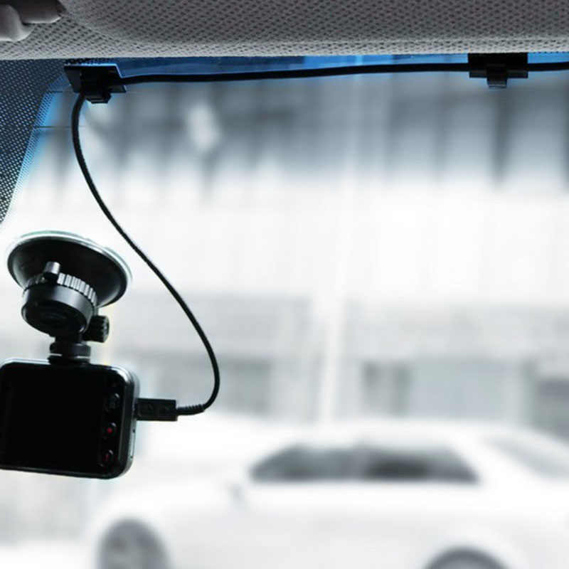 20pcs דבק רכב כבלי הכבלים וינדר זרוק חוט עניבת Fixer מחזיק כבל ארגונית ניהול כבלי שולחן מהדק עניבה