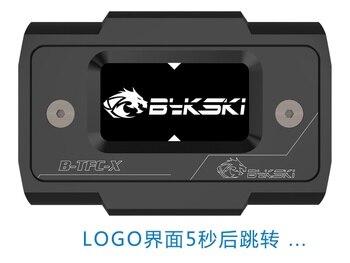 Bykski B-TFC-X Water Cooling Digital Flow Meter OLED Display