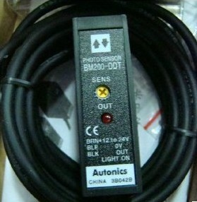 цена на new original Autonics photoelectric switch photoelectric sensor bm200-ddt