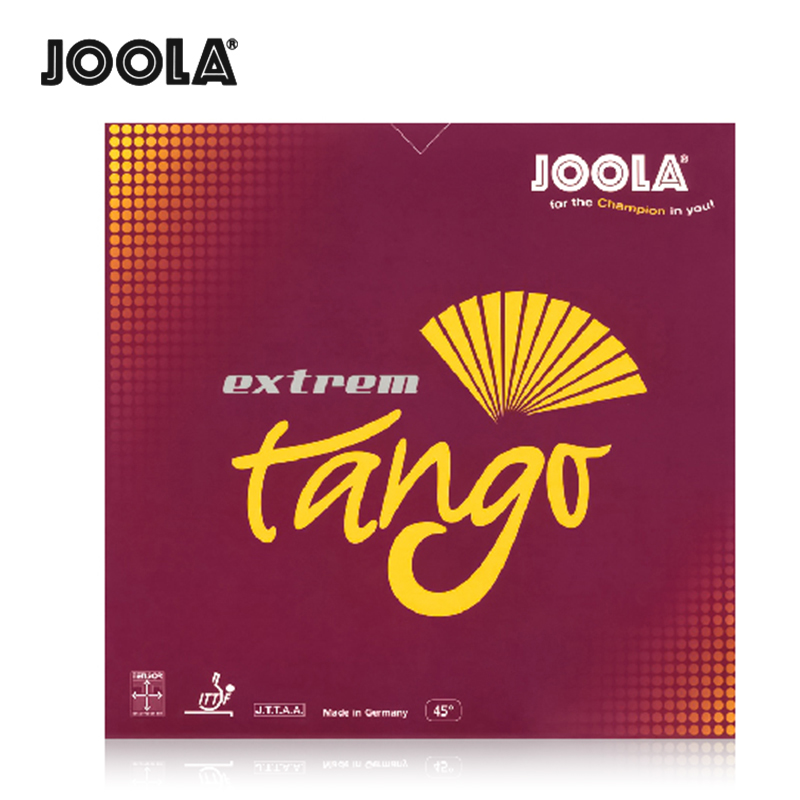 Joola Original TANGO EXTREM Table Tennis Rubber Pimples In With Sponge Ping Pong Rubber