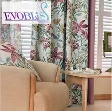 2016 New American blackout curtains for living room bedroom curtains cortinas para sala de estar tende