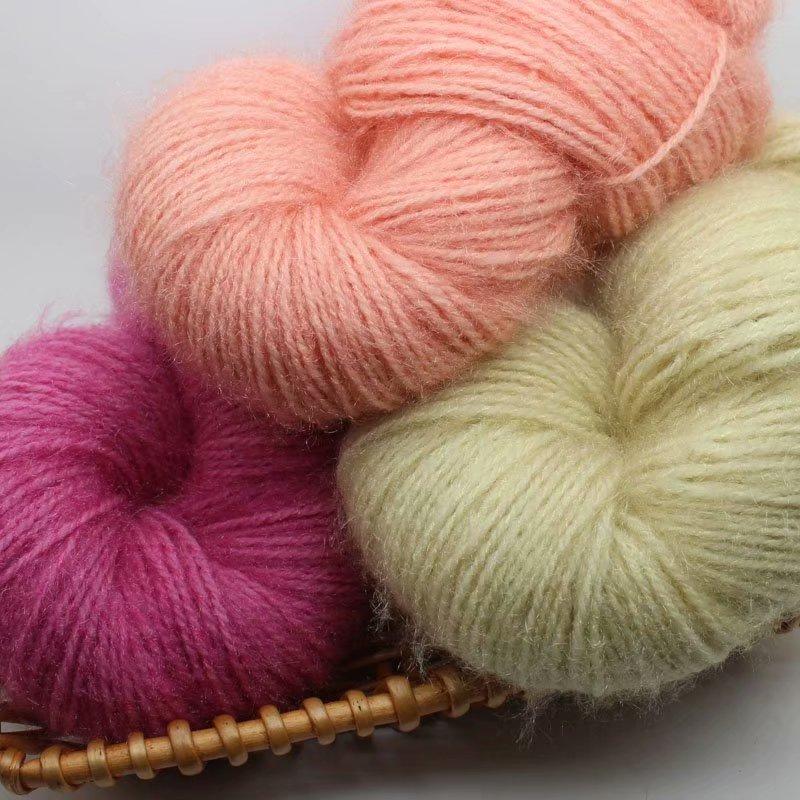 Brand New Polyester Blend Acrylic Yarn
