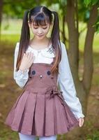 Cute Girls Lolita Bear Suspender Dress Brown Overalls Romper Shorts Pantskirt