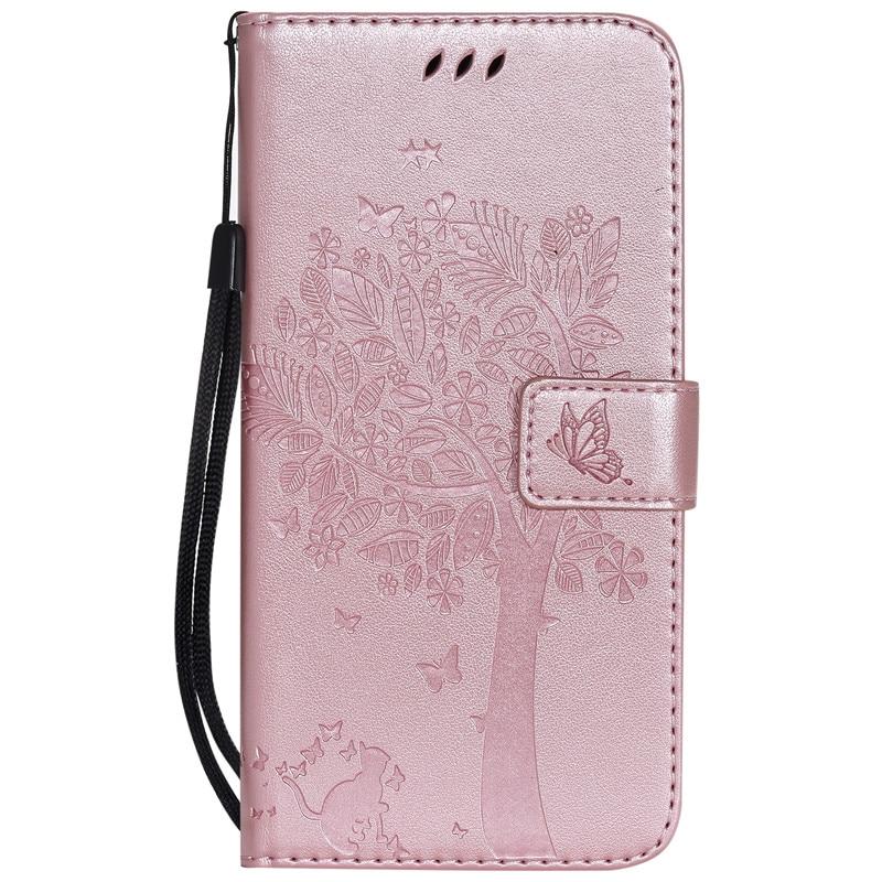 3D Tree Phone Case för iPhone 7 6 6S 8 Plus 5 5S 5C SE Väska Flip - Reservdelar och tillbehör för mobiltelefoner - Foto 2