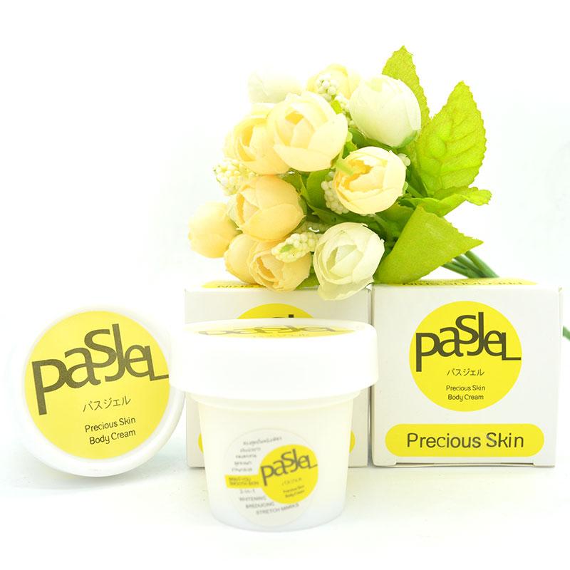 PASJEL Stretch Marks Repair Cream,Prevents Pregnancy Remover of Scar Repair cream Postpartum fat grain growth lines 50g