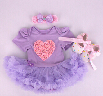 Aliexpress Com Buy Dolls Clothes Wear Fit For 50 57cm Silicone