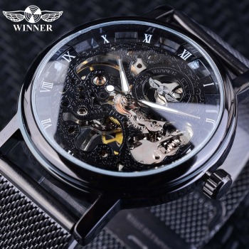 Mechanical Wrist Watch For Men