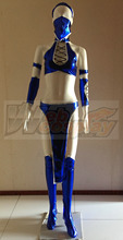 Mortal Kombat Kitana Costum Cosplay