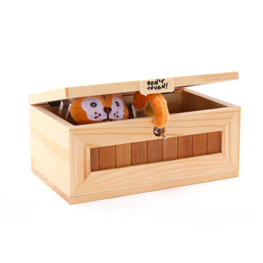LeadingStar Creative Jouet Éducatif Musical Drôle Petit Tigre Bluetooth Lecteur de Musique Lumière Nul Box Cadeau Jouet