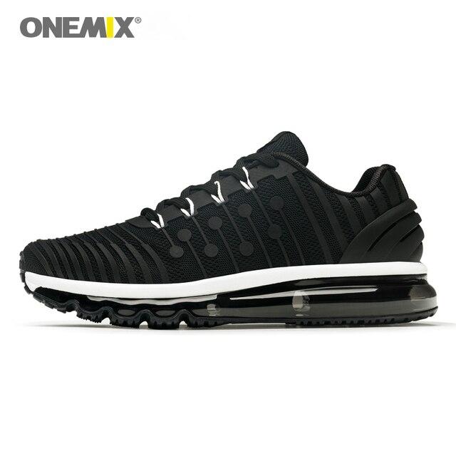 ONEMIX спортивная обувь мужские кроссовки для бега Уличная обувь для бега амортизация уличные кроссовки для прогулок большой размер 36-47