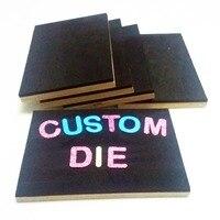 Custom craft cutting dies stampo personalizza fare fustelle per disegni used for big short plus machine