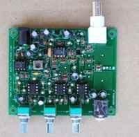 Air band receiver , High sensitivity aviation radio DIY KITS Aircraft and tower receive 118-136 MHz