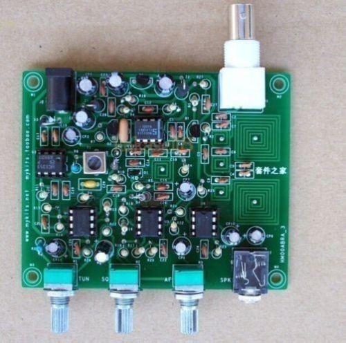 Receptor de banda ar, Alta sensibilidade rádio DIY KITS de Aeronaves da aviação e torre receber 118-136 MHz