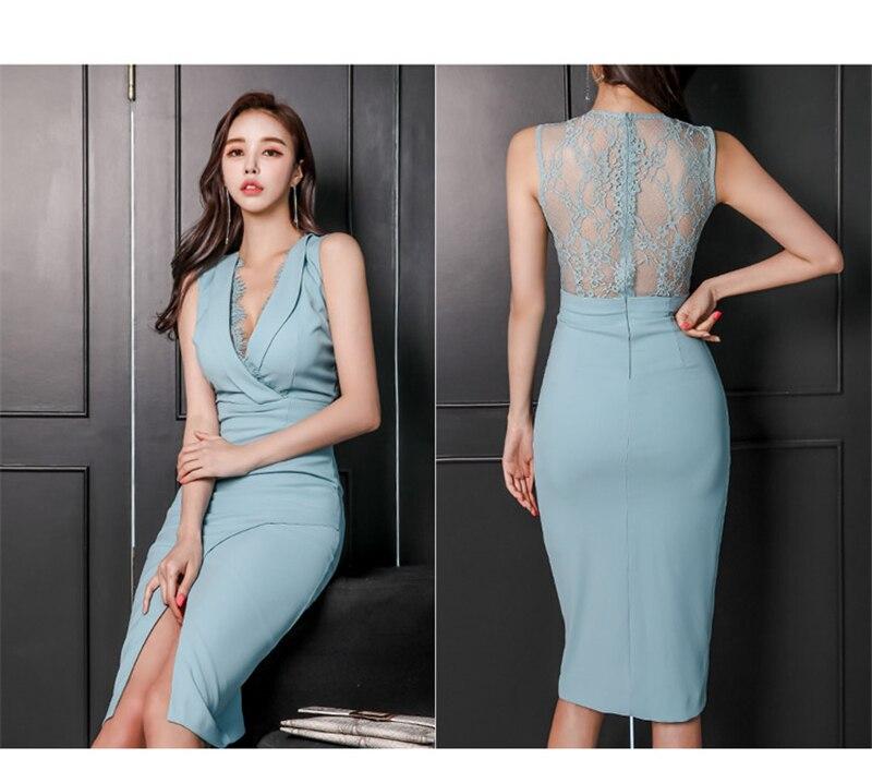 Weibliche Kleider Frauen Stop118 18