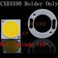 Plastic COB Led Holder For Cree CXB3590 CXA3590 COB Led Emitter Lamp Light