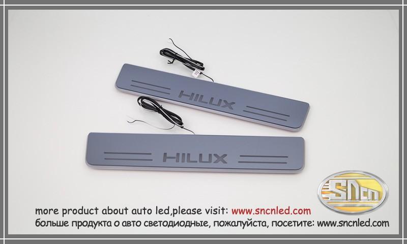 Pedal Hilux Rear -1