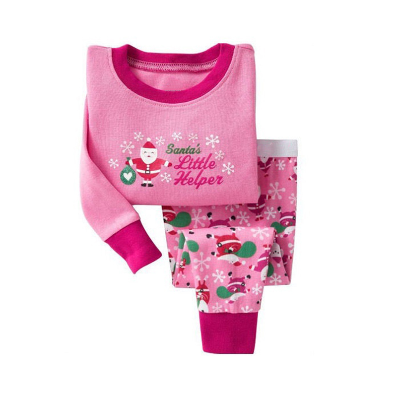 Online Get Cheap Baby Girl Christmas Pajamas -Aliexpress.com ...