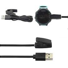 2019 Новый USB кабель зарядки зарядное устройство кабель для Garmin Forerunner 235 630 230 735XT 645 35 64 gps бег Смарт-часы аксессуары