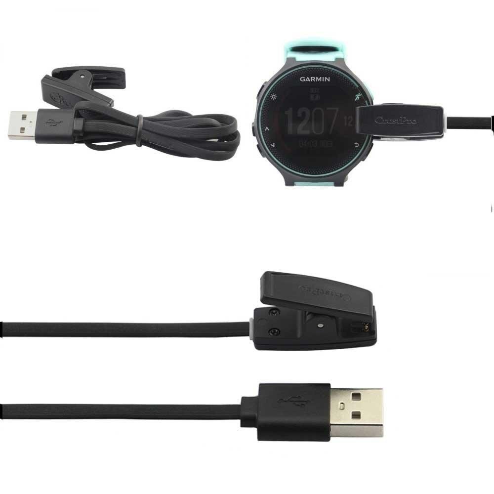Nuovo Rimontaggio Della Culla di Ricarica Desktop Dock Adapter Caricatore di Potere per Garmin Forerunner 235 630 230 735XT 645 35 64 Smart orologio