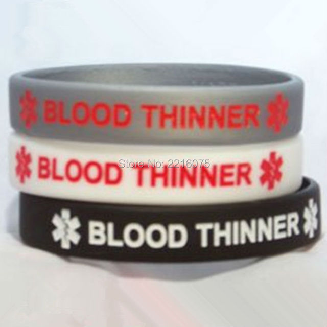 300pcs Blood Thinner Silicone Wristband Rubber Bracelets Free Shipping By Dhl Express
