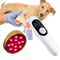 Лазерный Лечение боли холодной ветеринарное оборудование OEM Обезболивание ран Исцеление спортивные человеческие животные травма боль