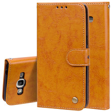 Case For Samsung Galaxy J2 Prime Flip Leather Cover For Samsung