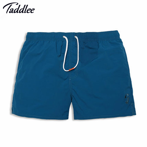 Taddlee Brand Man Quick-drying Beachwear   Board     Shorts   Mens Swimwear Swimsuits Active Bermudas Men Workout Cargos Boxers Trunks