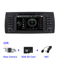 Car DVD Multimedia Player for BMW E39 E53 M5 with Radio Canbus BT GPS USB