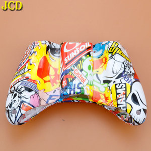 Image 5 - JCD For XBox 360 Wireless Game Controller Hard Case Gamepad Protective Shell Cover Full Set W/ Buttons Analog Stick Bumpers