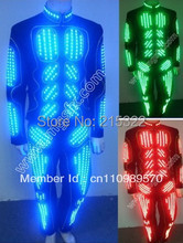 LED dance Costume / LED Robot / LED Suits / light up dance suit / LED Light suit