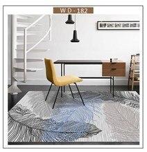 Soft Shaggy Carpet For Living Room Long Plush Floor Rugs fluffy Mats Kids Faux Fur Area Rug Bedside