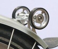Brompton Mudguard Fender Bearing eWheels Rollers  Double