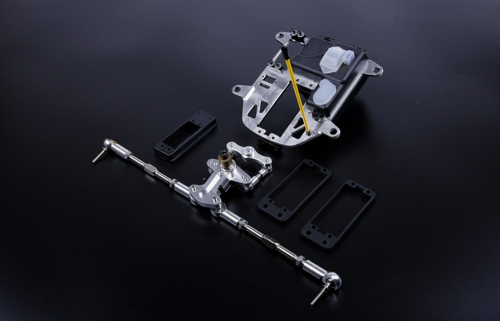 1/5 BAJA CNC SYMMETRIC TURN SYMMETRIC STEERING SET FOR HPI KM ROVAN BAJA 5B SS цена