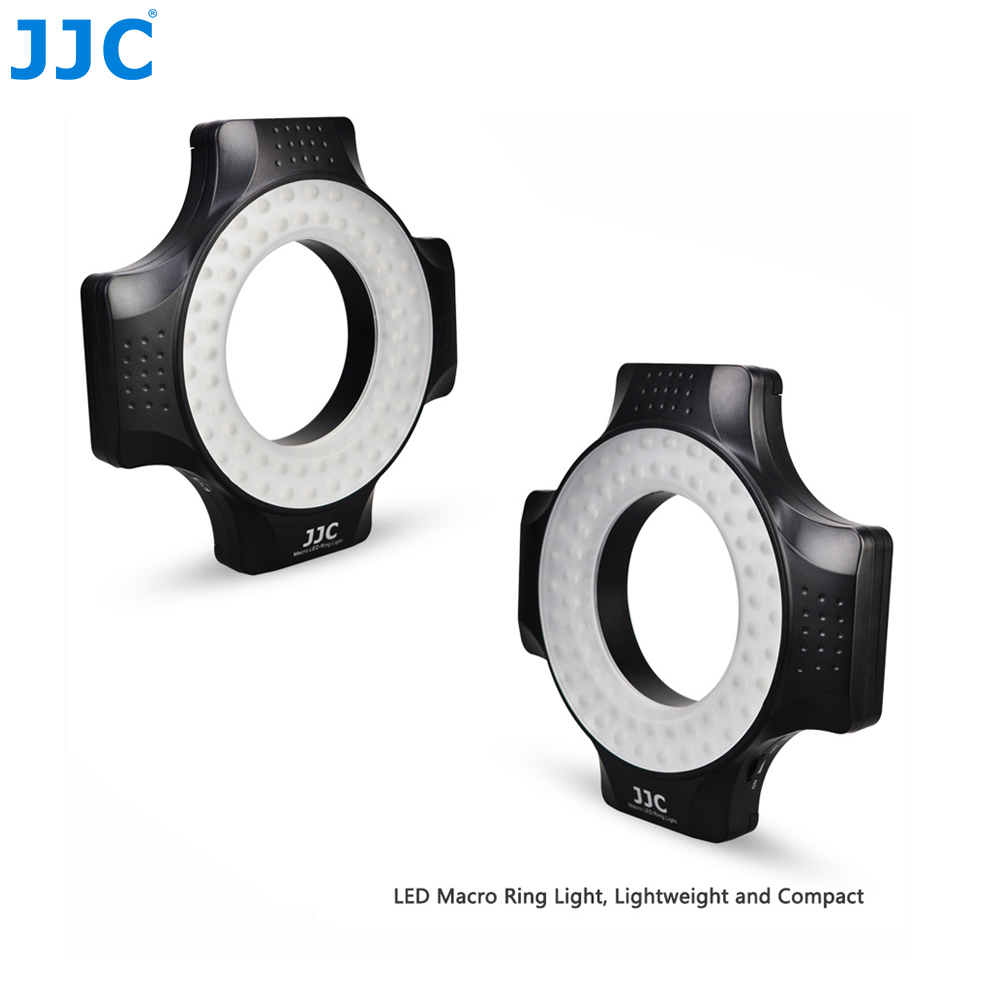 Ring Licht Jjc Foto Studio Dslr Video Kamera Speedlite Lampen Ring Licht