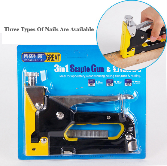 Art set Oil Painting SET BINGDING nail gun nailing machine stapler manual oil painting frame AOA017 free shipping deli 0451 candy color stitching machine set mini stapler belt clip staples attached manual mini stapler