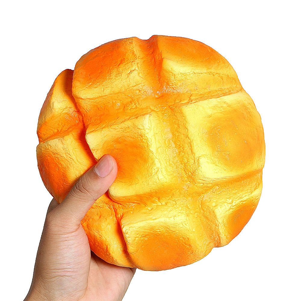 Jumbo Pineapple Buns Squishy Super Slow Rising Bread Scented Squeeze Toy Original Package Kid Gift in Squeeze Toys from Toys Hobbies