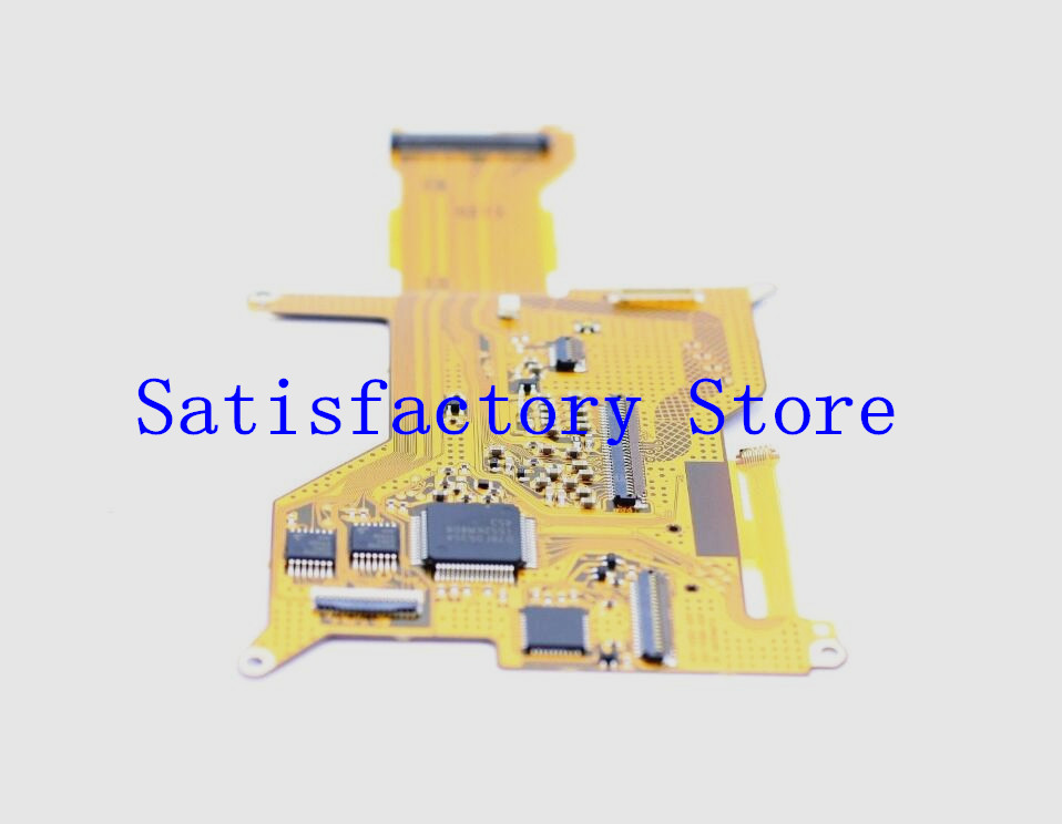 NEW for Canon 1D X Mark II 1DX2 1DX 2 Rear Back LCD Board PCB Assembly Replacement Repair Part|Camera Modules|   - title=