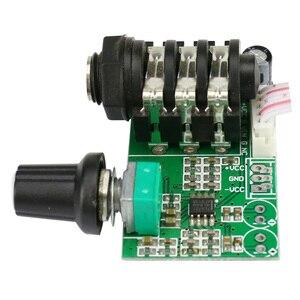 Image 3 - Preamplificatore per strumenti per chitarra preamplificatore TL072 amplificatore operazionale scheda Audio ad alta impedenza amplificatore di segnale pre amplificatore singolo 12V