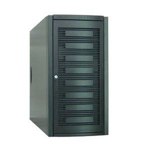 Boîtier de serveur tour 5U peut faire un boîtier 5U serveur de barre Internet 8 CD