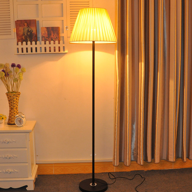 quality design a2a14 11cc8 Modern Floor lamp living room standing lamp bedroom floor light for home  lighting floor stand lamp