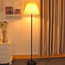 Moderna lâmpada de assoalho sala estar quarto lâmpada pé piso luz para casa iluminação suporte lâmpada