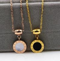 Rose Gold Filled Sexy Red Lipstick Pendant Necklace Chains Women Accessories Fashion Valentine S Day Gift