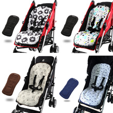 Cojín para silla de bebé impermeable, forro suave para cochecito, protector cálido Universal para asiento de coche para las cuatro estaciones