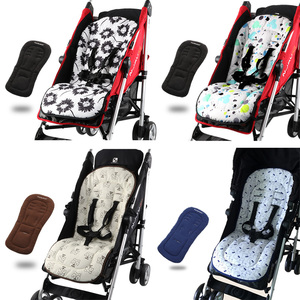 Image 1 - תינוק עגלת מושב כרית עמיד למים מזרן רך pram אוניית אוניברסלי חם רכב pad סיאט ארבע עונות עגלת אבזרים