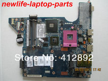 original for HP CQ40 motherboard 595854-001 JAL50 LA-4103P DDR2 maiboard 100% test fast ship